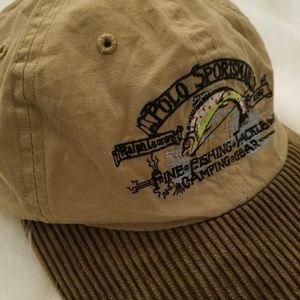 1c0b21e780b2f Accessories - Ralph Lauren vintage Polo Sportsman hat